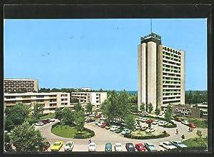 Ansichtskarte Mamaia, Hotel Riviera