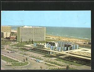 Ansichtskarte Mamaia, Blick auf den Strand