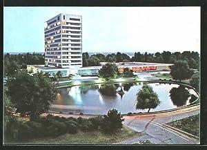 Ansichtskarte Mamaia, Ortspartie
