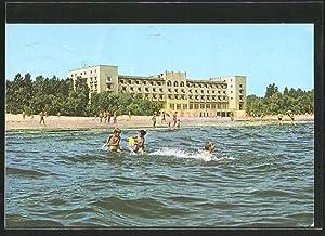 "Ansichtskarte Mamaia, Hotel ""International"""