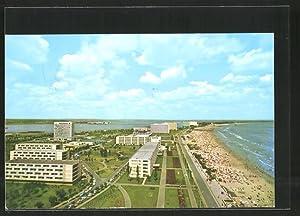 Ansichtskarte Mamaia, Partie am Strand