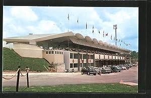 Ansichtskarte Kuala Lumpur, Merdeka Stadium, Malaya