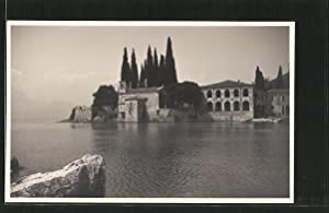 Cartolina San Vigilio, Blick zum Ort