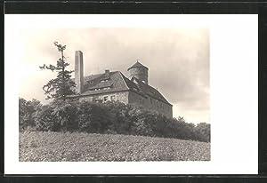 Ansichtskarte Witzenhausen, Jugendburg Ludwigstein