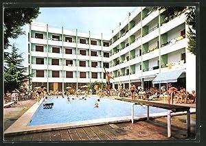 Postal Pineda de Mar, Hotel Montemar mit