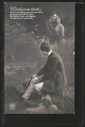 Fotomontage-Ansichtskarte R, K / L Nr. 4748/2: