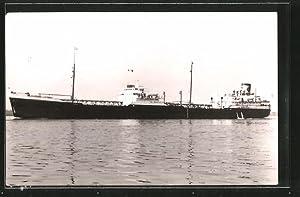 """Ansichtskarte Handelsschiff """"Kryptos"""""""
