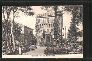 Cartolina Cattolica, Rocca Malatestiana