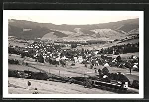 Ansichtskarte Lázne Dolni Lipova / Nieder Lindewiese,