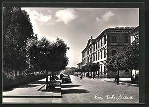 Cartolina Locri, Viale Matteotti