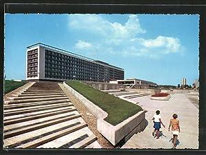 """Ansichtskarte Beograd, Hotel """"Jugoslavija"""""""