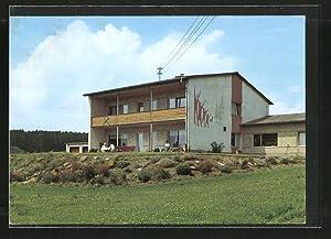 """Ansichtskarte Hundheim, Gasthaus """"Der Forsthof"""""""