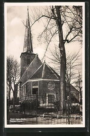 Ansichtskarte Sassenheim, Ned. Herv. Kerk