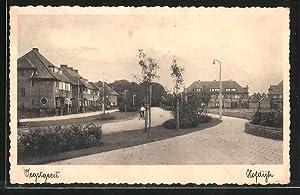 Ansichtskarte Oegstgeest, Strassenpartie: Hofdijk