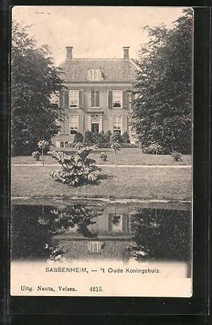 Ansichtskarte Sassenheim, 't Oude Koningshuis