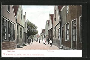 Ansichtskarte Zaandam, Rustenburg