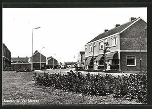 Ansichtskarte Sassenheim, Vijf Meiweg