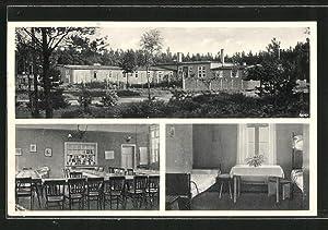 Ansichtskarte Ovelgönne, Landheim der Humboldtschule Hannover