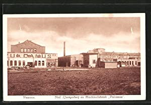 """Ansichtskarte Vaassen, Ned. Ijzergieterij en Machinefabriek """"Vulcanus"""""""