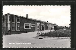 Ansichtskarte Beusichem, Meubelfabriek Grimberg