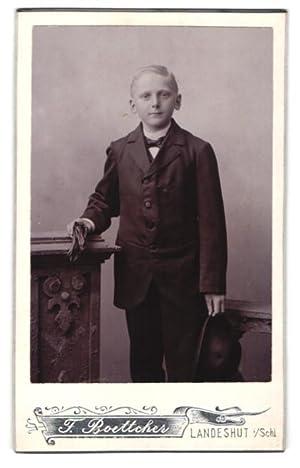 Fotografie F. Boettcher, Landeshut i. Schl., Portrait