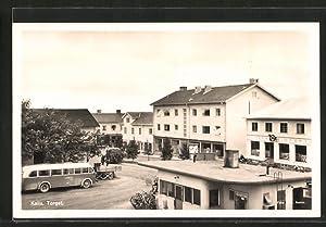 Ansichtskarte Kalix, Torget