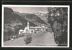 Cartolina Livinallongo del Col di Lana, Teilansicht
