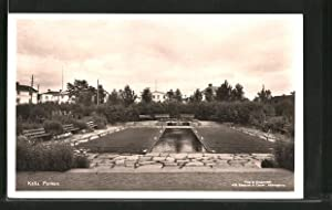 Ansichtskarte Kalix, Parken
