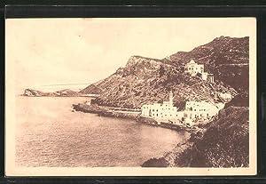 Ansichtskarte Korbous, La Cote du Soleil