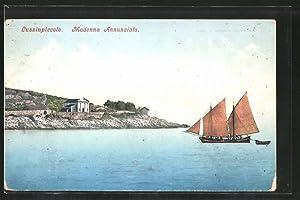 Ansichtskarte Lussinpiccolo, Madonna Annunziato