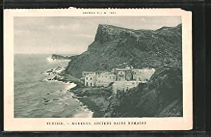 Ansichtskarte Korbous, Anciens Bains Romains