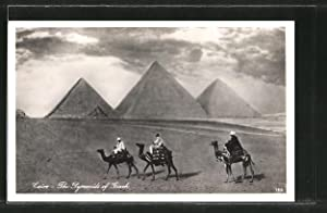The pyramids of gizeh abebooks for Cairo versand