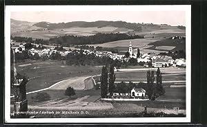 Ansichtskarte Lembach im Mühlkreis, Panorama