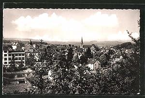 Ansichtskarte Kempenich, Teilansicht aus der Vogelschau