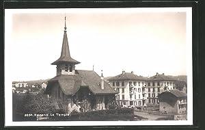 Ansichtskarte Renens, Le Temple