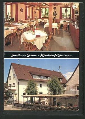 Ansichtskarte Hochdorf, Gasthaus Sonne