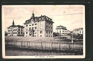 Ansichtskarte Renens, Le Collège
