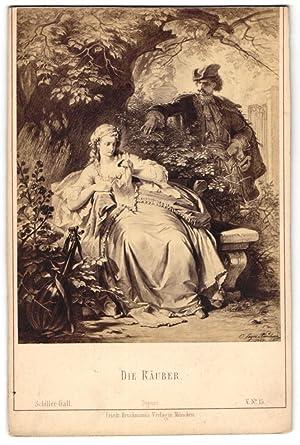 Fotografie Friedr. Bruckmann's Verlag, München, Gemälde von