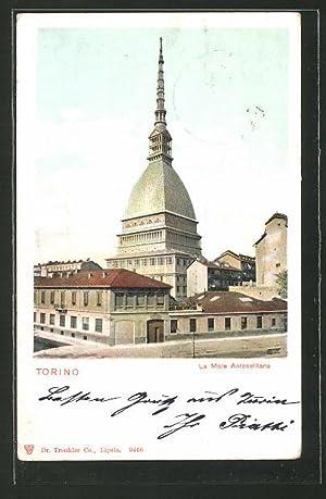 Cartolina Torino, La Mole Antonelliana