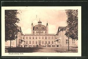 Ansichtskarte Fredensborg, Slot