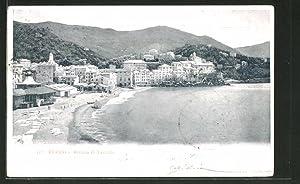 Cartolina Recco, Riviera de Livante