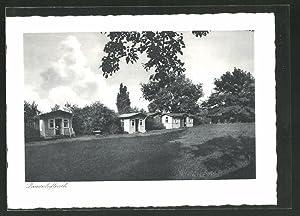 Ansichtskarte Stapelburg-Jungborn, Partie im Damenluftpark
