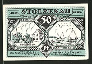 Notgeld Stolzenau an der Weser 1921, 50