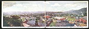Klapp-Ansichtskarte Miyako-jima, Miyako-Hotel, The Views from the