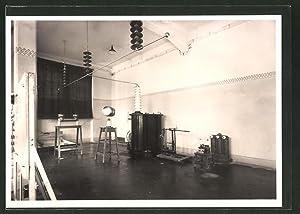 Cartolina Milano, Instituto Tecnico Industriale G. Feltrinelli,