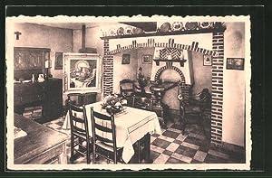 Ansichtskarte Waasmunster, Lusthof Lekkerbek, Heide Kapel