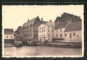Ansichtskarte Lessines, L' Hôpital N.D. à la