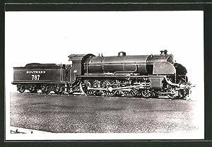 Postcard Les Lovomotives Anglaises, Southern Railway, King