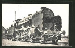 Postcard Locomotives Anglaises, Southern Railway, Machine no