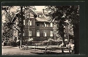 Ansichtskarte Letzlingen, Lehrlingswohnheim